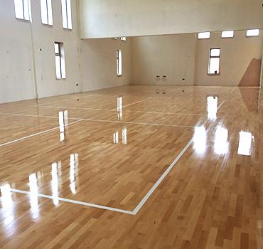 School Sports Hall, Milton Keynes