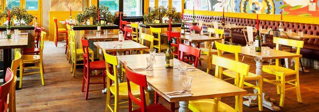 La Tasca Restaurants, UK
