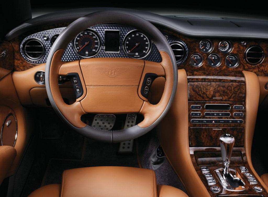Bentley Azure T walnut